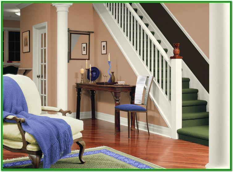 Living Room Eggshell Paint Color