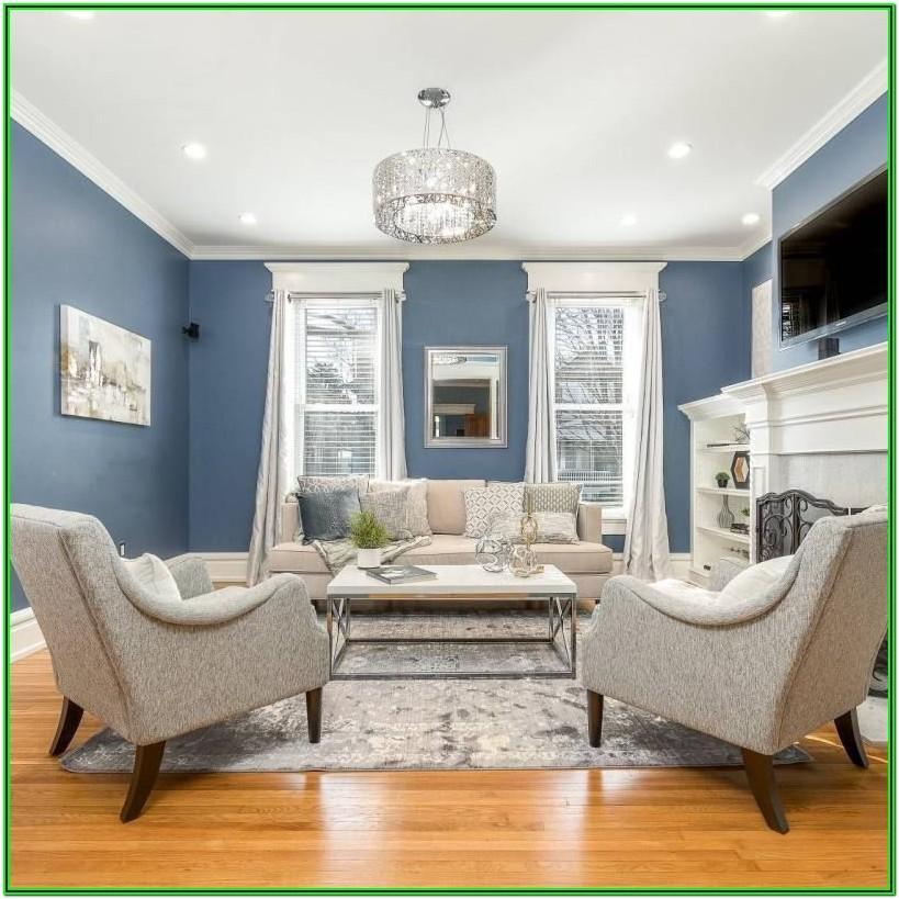 Living Room Elegant Wall Paint Colors