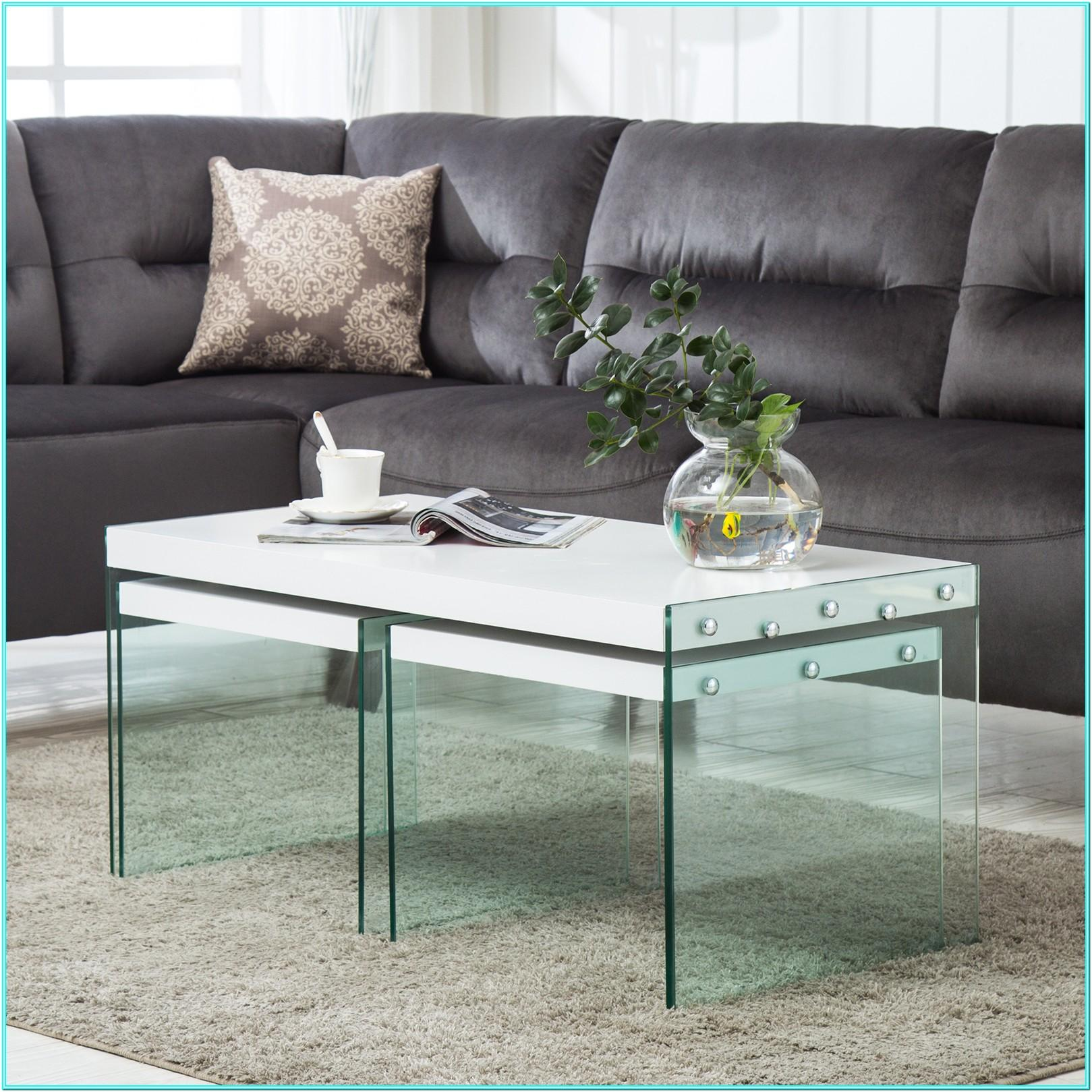 Living Room End Tables And Coffee Table Set