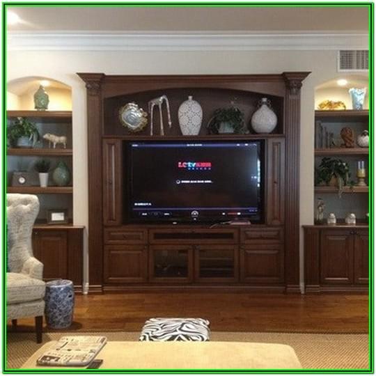 Living Room Entertainment Center Ideas