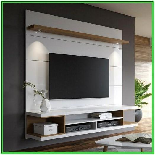 Living Room Entertainment Wall Ideas