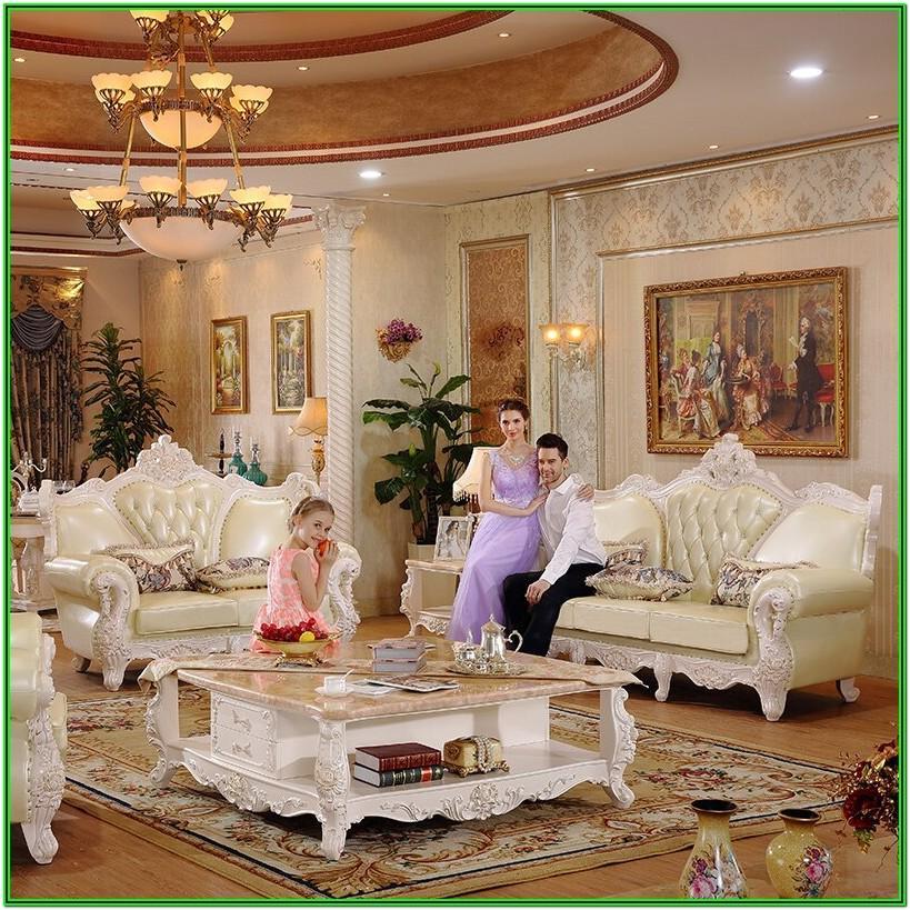 Living Room European Style Furniture