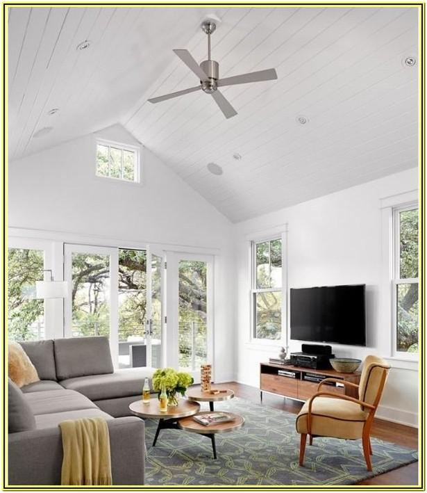 Living Room Farmhouse Modern Farmhouse Ceiling Fans