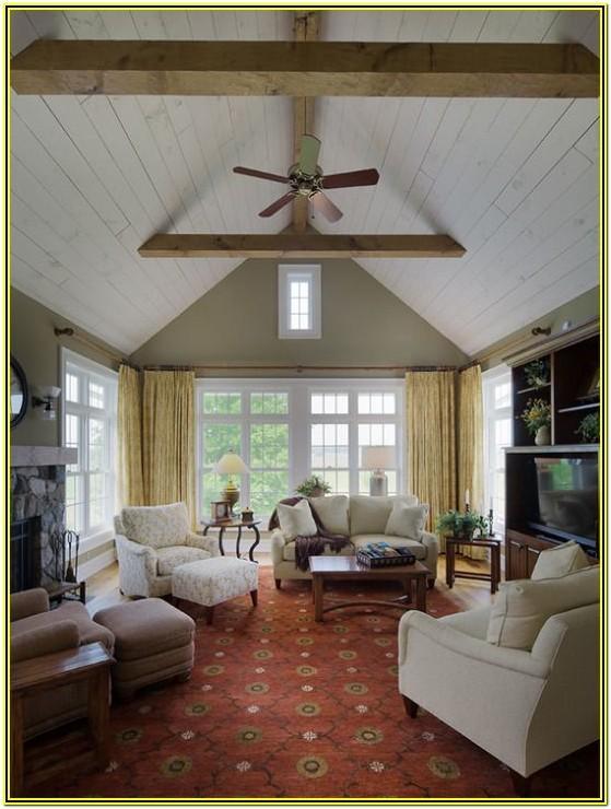 Living Room Farmhouse Style Living Room Farmhouse Ceiling Fan