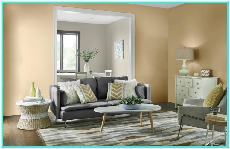 Living Room Floor Paint Colors