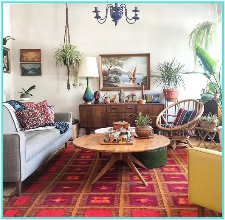 Living Room Floor Plants