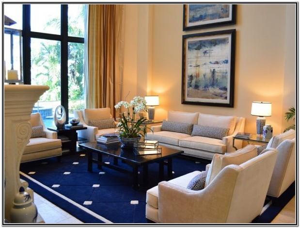 Living Room Florida Home Decorating Ideas