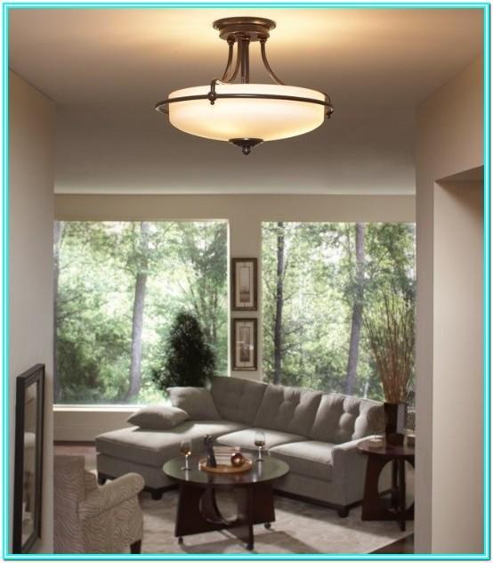 Living Room Flush Ceiling Lights