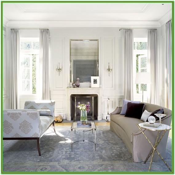 Living Room French Decor Ideas