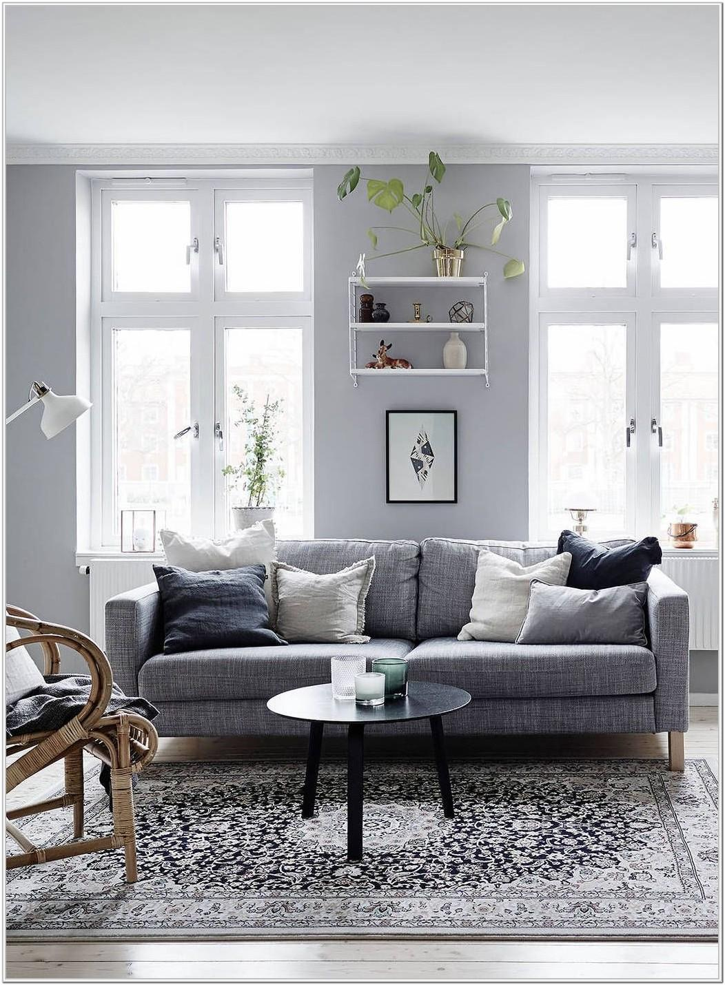 Living Room Furniture For Gray Walls