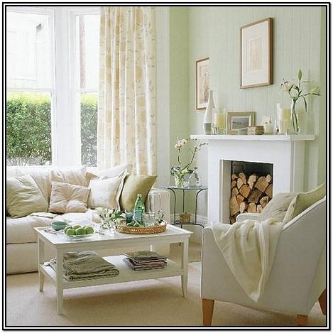 Living Room Furniture For Green Walls