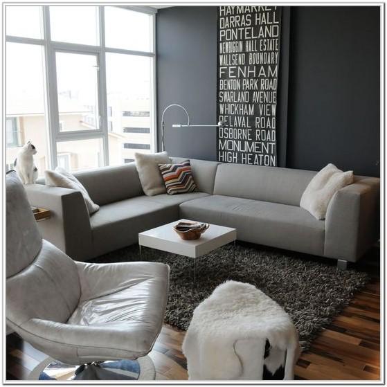 Living Room Furniture For Grey Walls