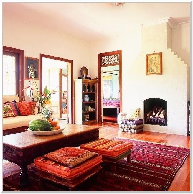 Living Room Furniture Indian Style