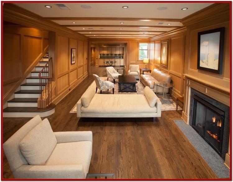 Living Room Hardwood Floor Decorating Ideas