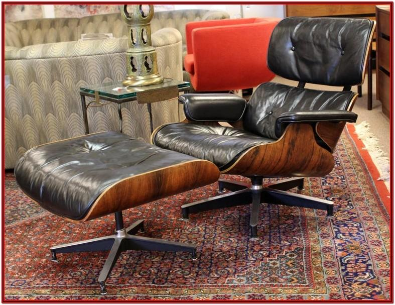 Living Room Herman Miller Eames