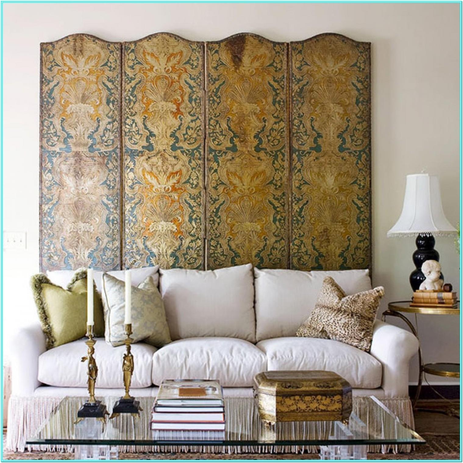 Living Room Home Decoration Design