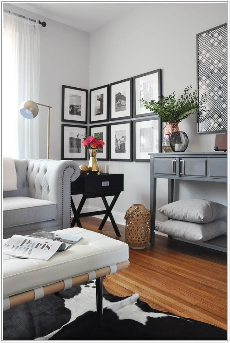 Living Room House Corner Decoration