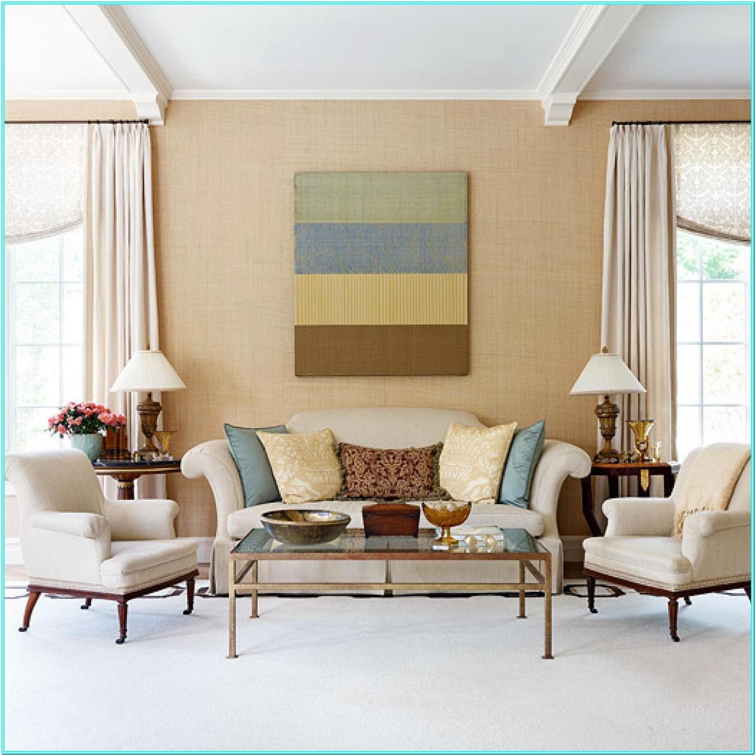 Living Room House Decoration Design