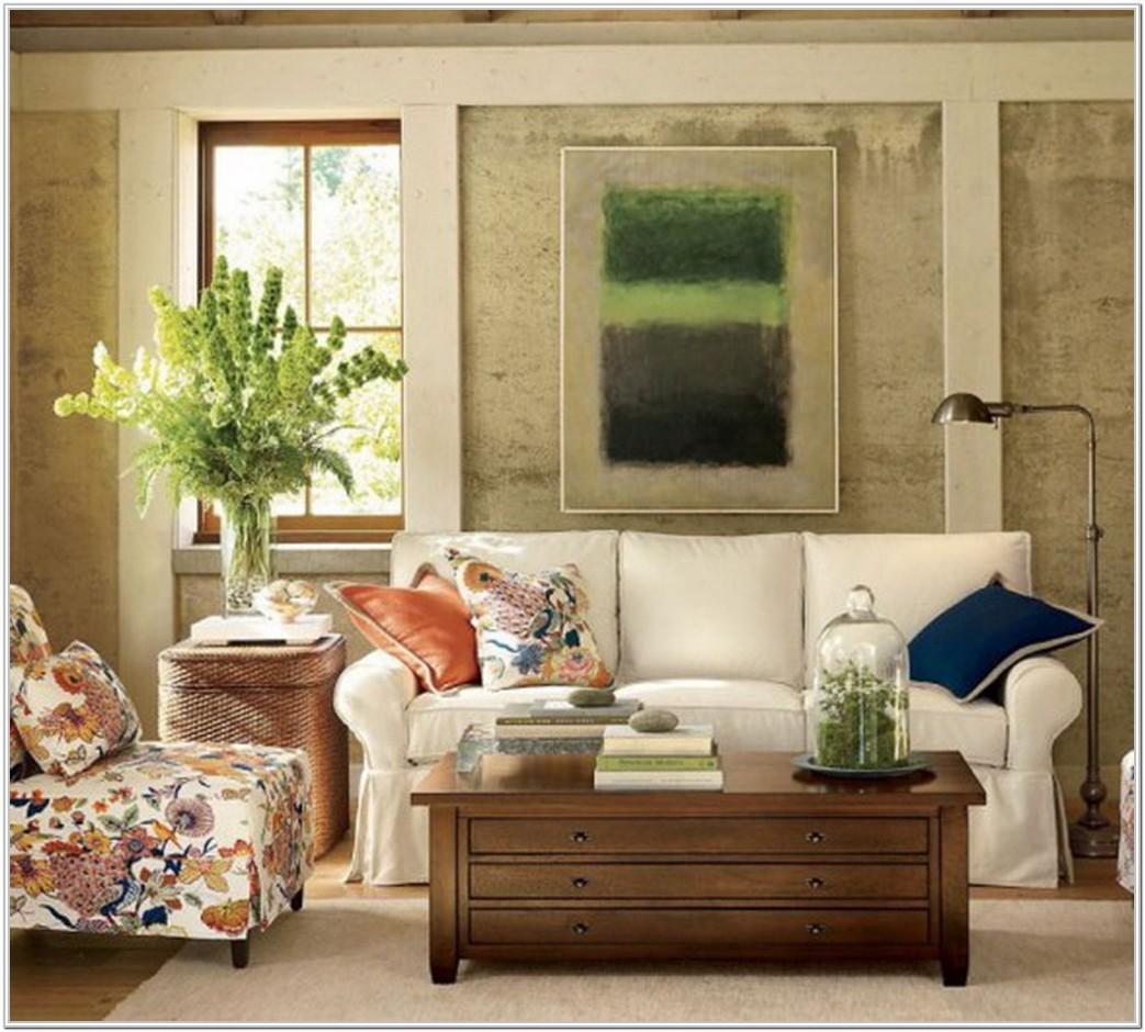 Living Room House Furniture Design Ideas