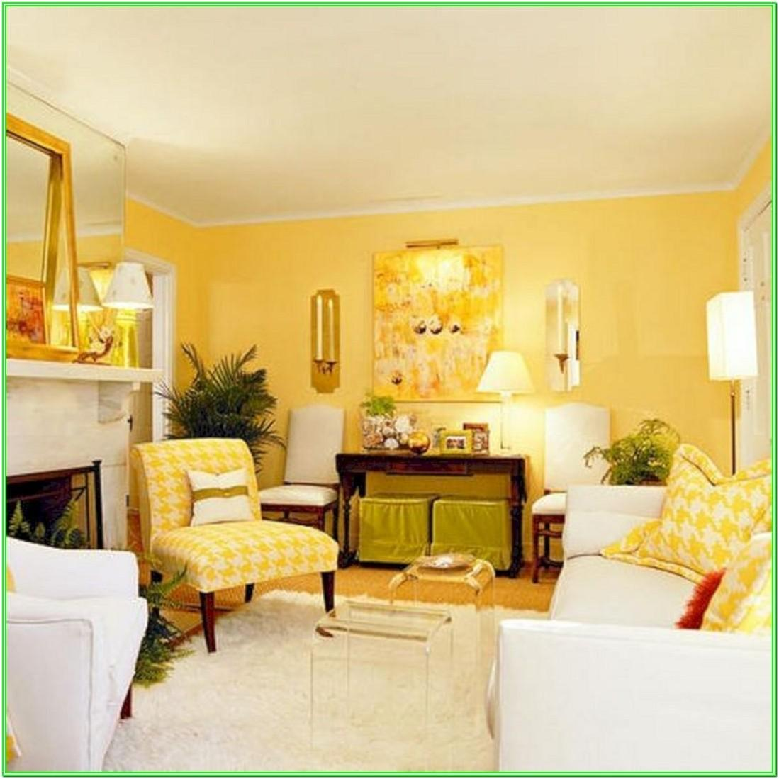 Living Room House Paint Color Combination