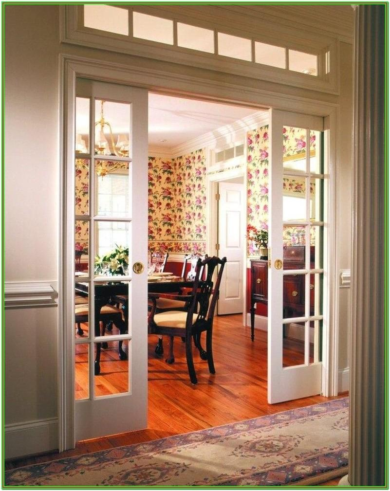 Living Room Ideas With French Doors