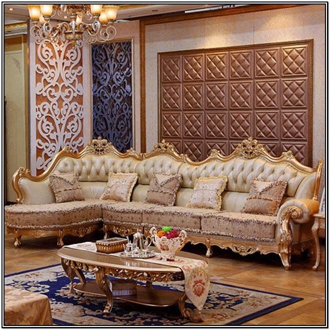 Living Room Ideas With Gold Furniture