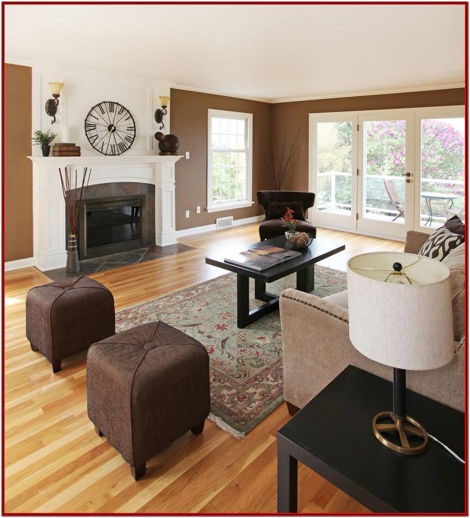 Living Room Ideas With Light Hardwood Floors