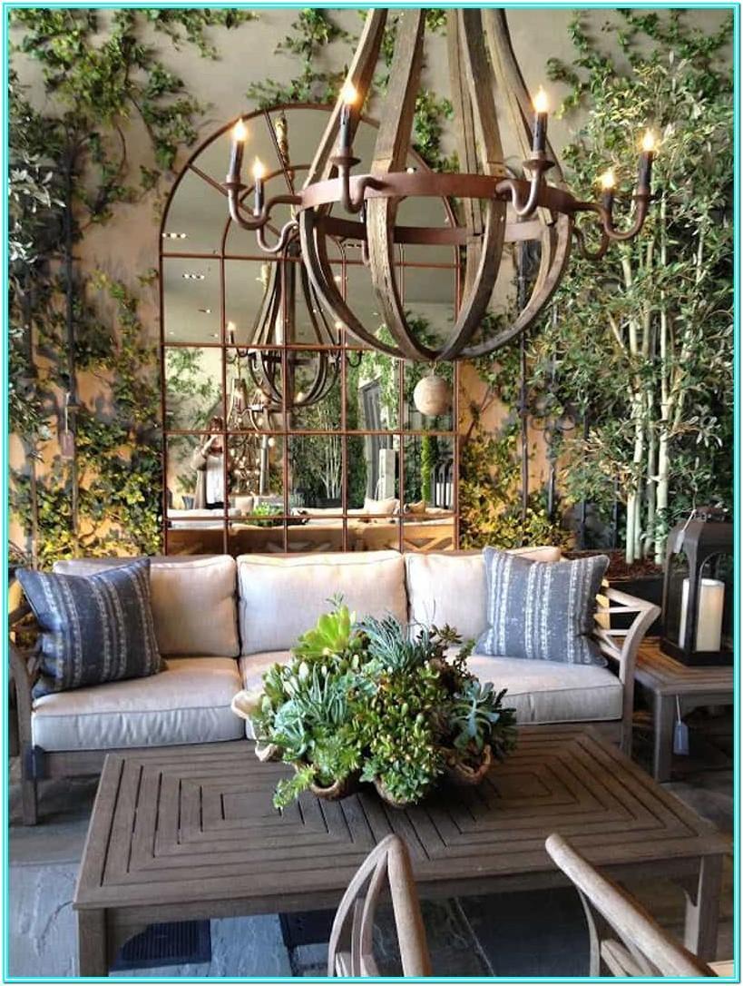 Living Room Interior Design Plants Inside House