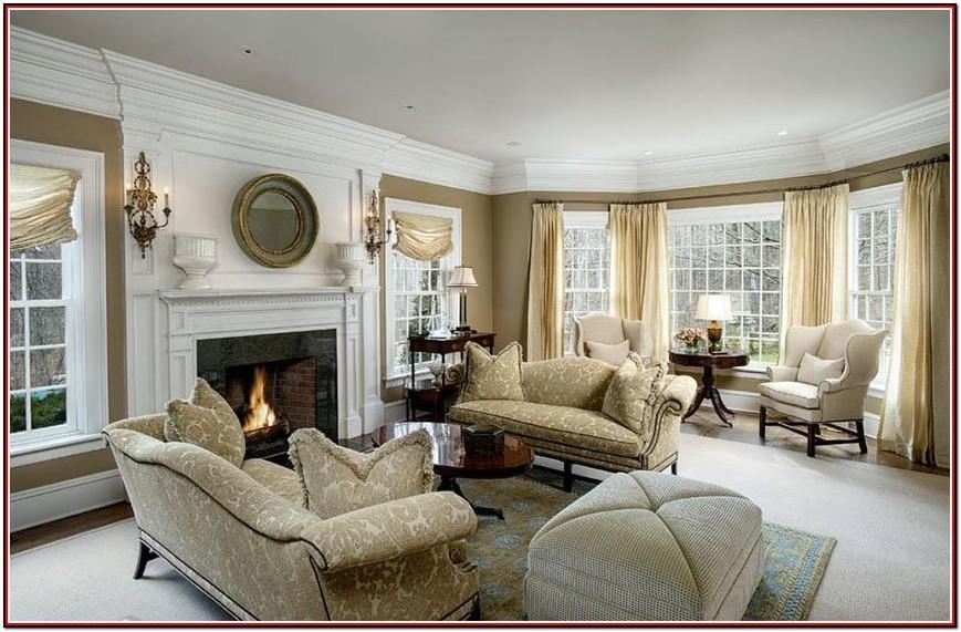 Living Room Large Window Designs