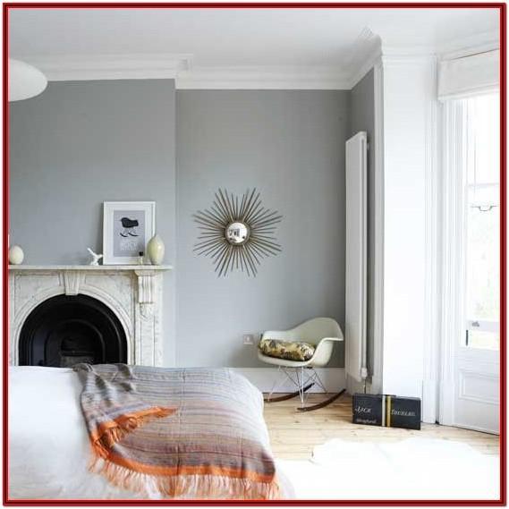 Living Room Light Grey Wall Paint