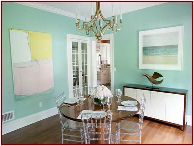 Living Room Mint Green Wall Paint
