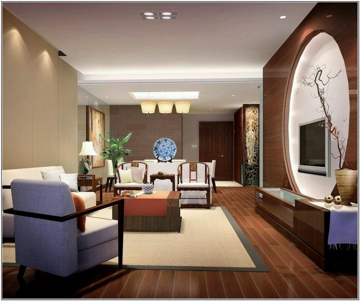 Living Room Modern House Decoration