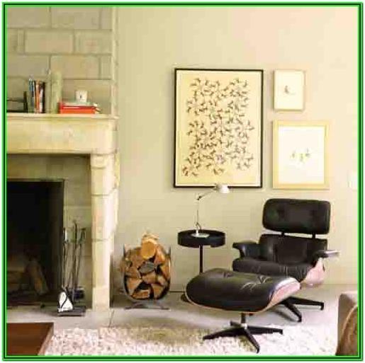 Living Room Modern Living Room Eames Chair