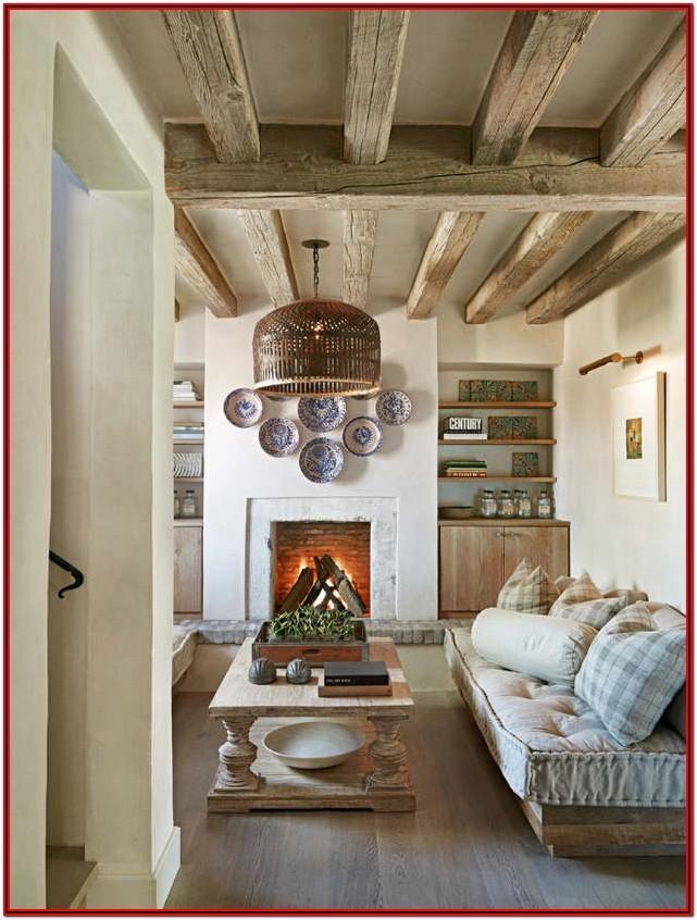 Living Room Modern Rustic Home Decor Ideas