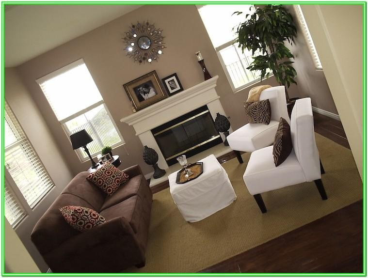 Living Room Paint Colors With Brown Couch