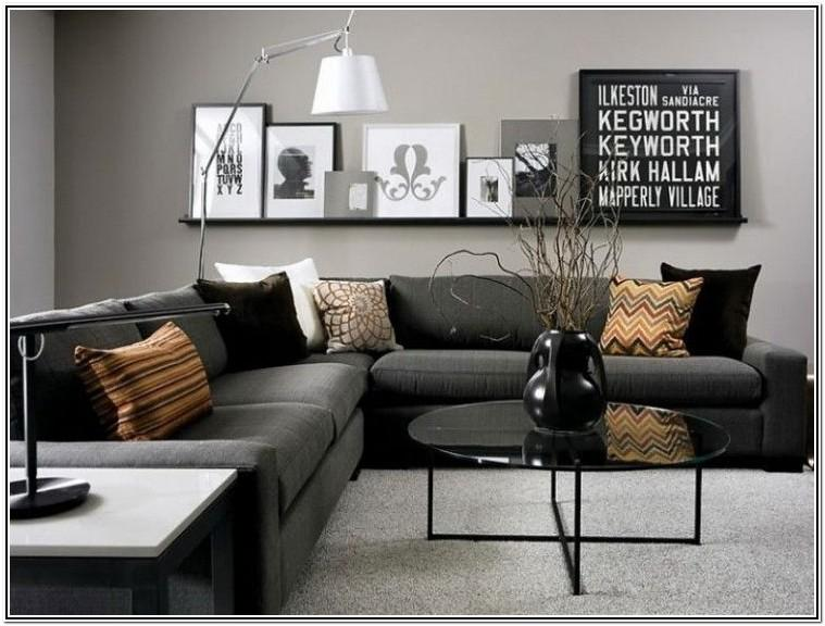 Living Room Paint Colors With Dark Grey Furniture