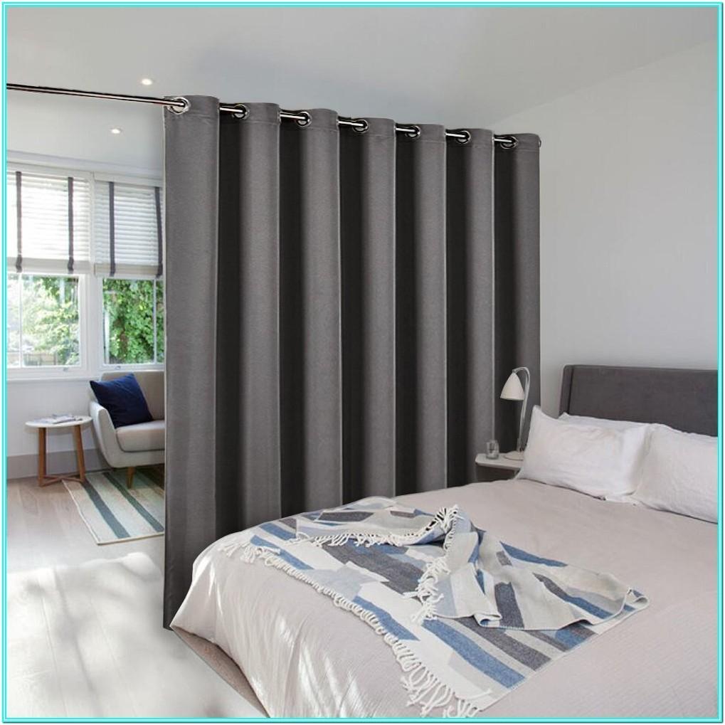 Living Room Panel Curtain Room Divider
