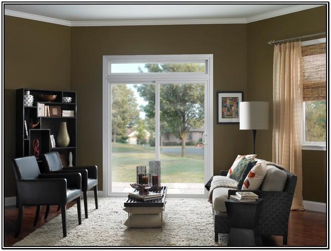 Living Room Sliding Glass Doors