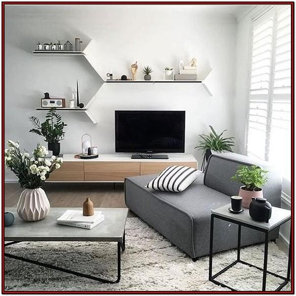 Living Room Tv Cabinet Design For Small Space