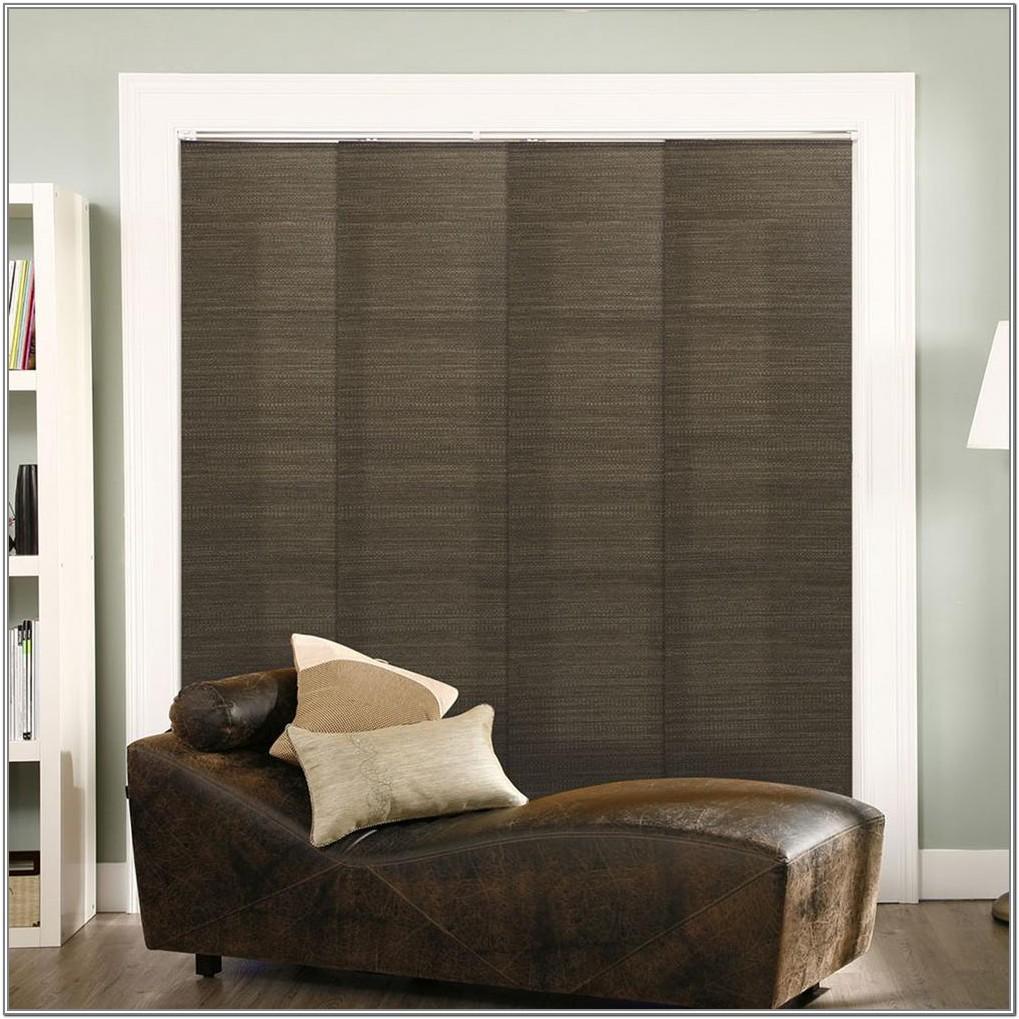 Living Room Vertical Blinds Home Depot