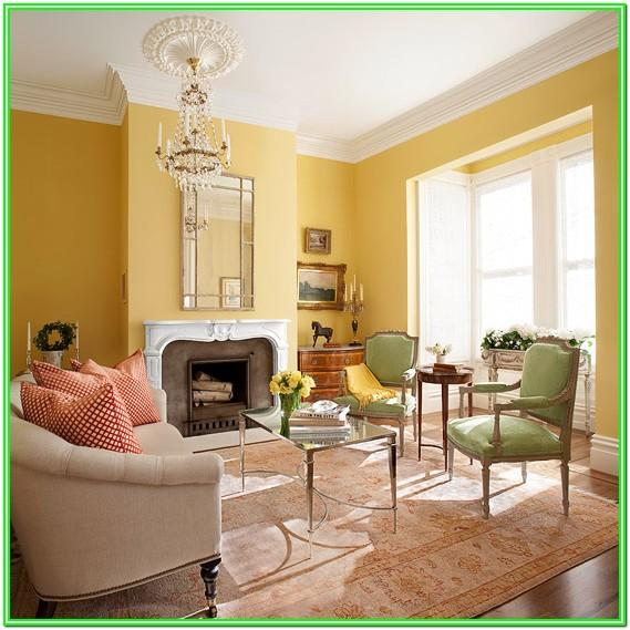 Living Room Wall Colors Images