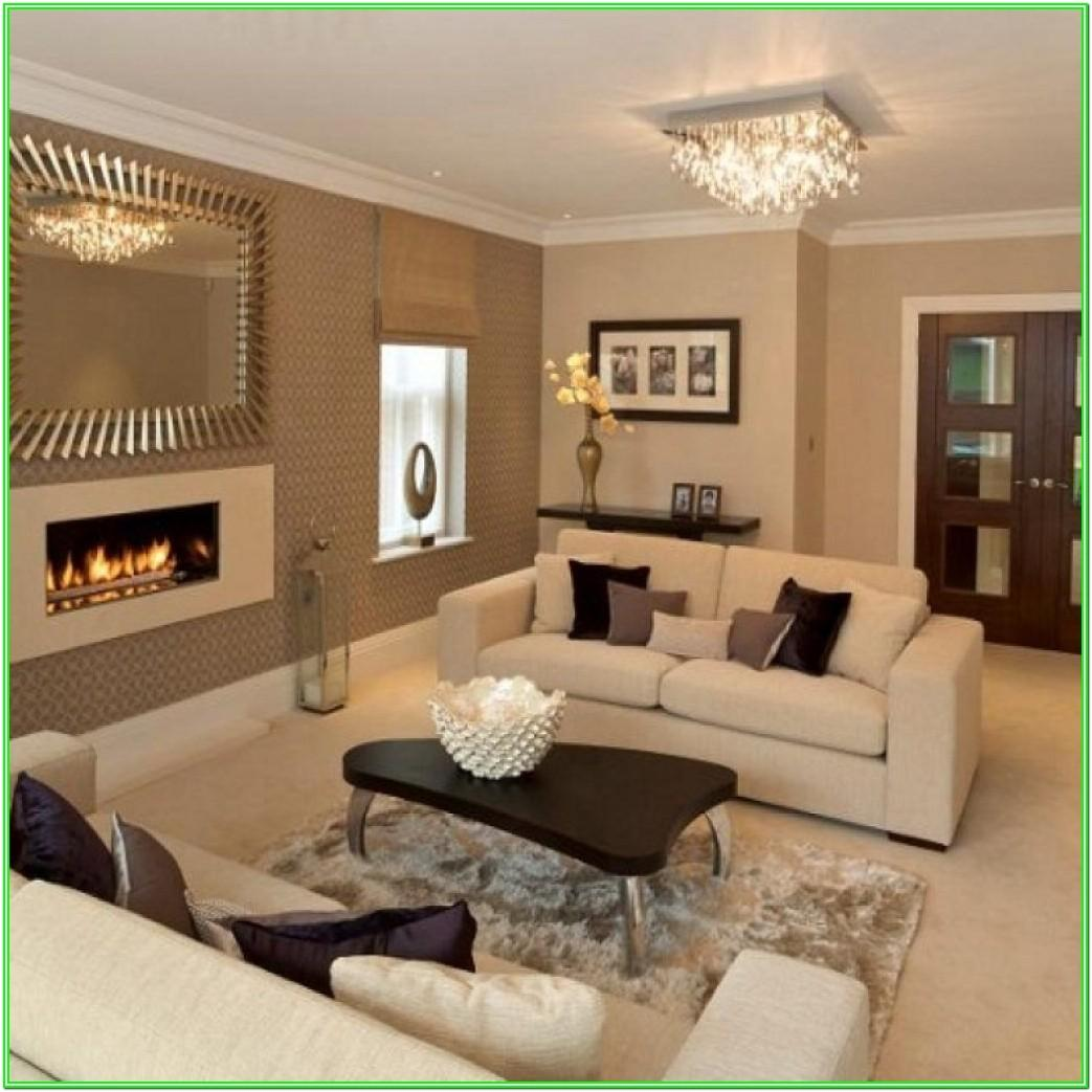 Living Room Wall Colors With Dark Brown Furniture