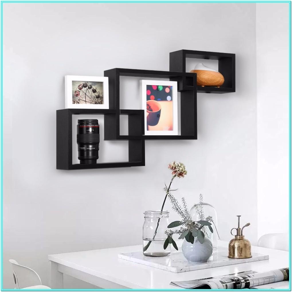 Living Room Wall Mounted Living Room Corner Shelf Unit