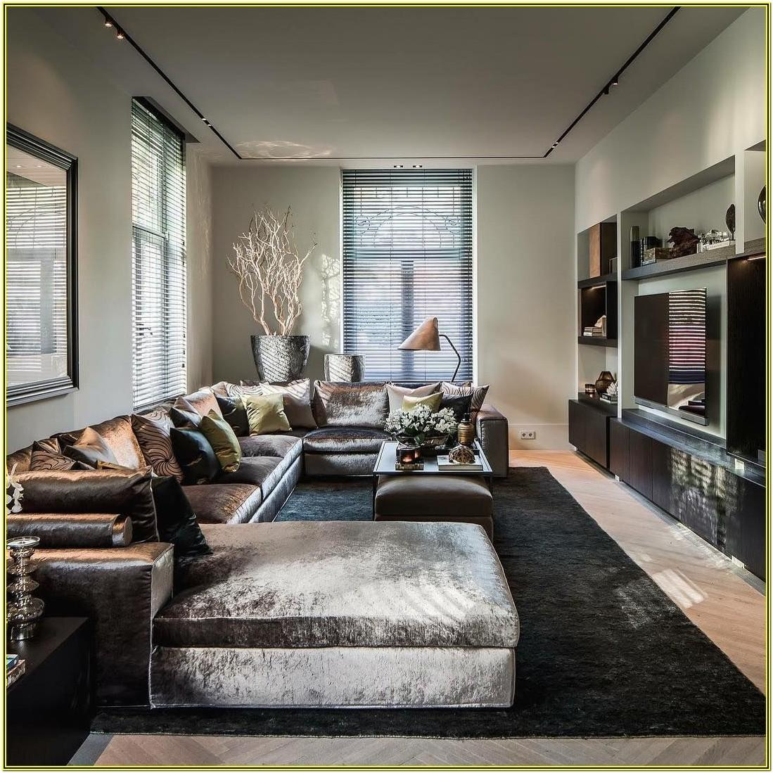 Luxury Fancy Living Room Ideas