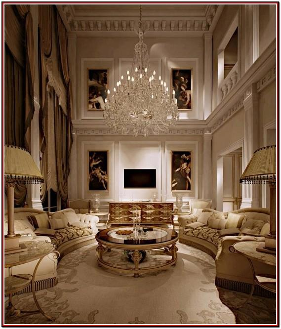 Luxury Large Living Room Design