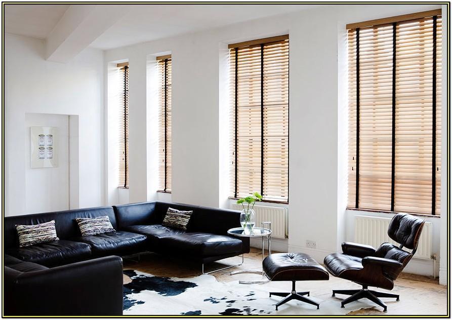 Modern Best Type Of Blinds For Living Room