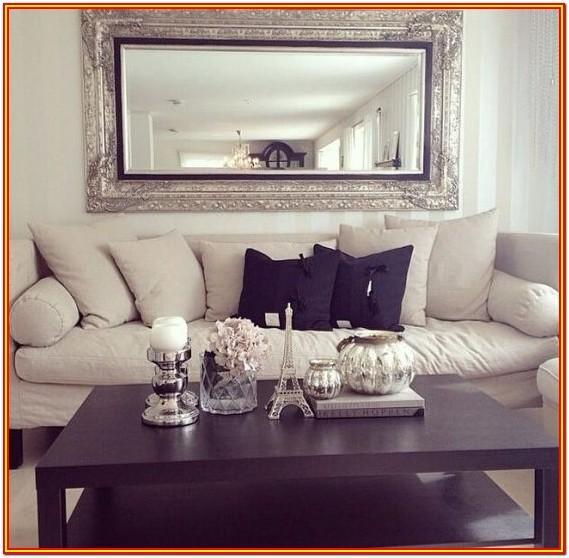Modern Black Living Room Sets
