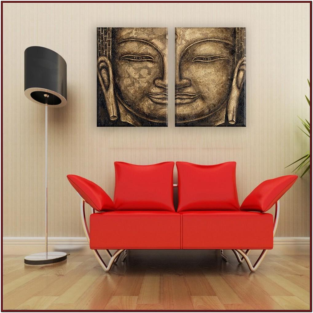 Modern Buddha Paintings For Living Room