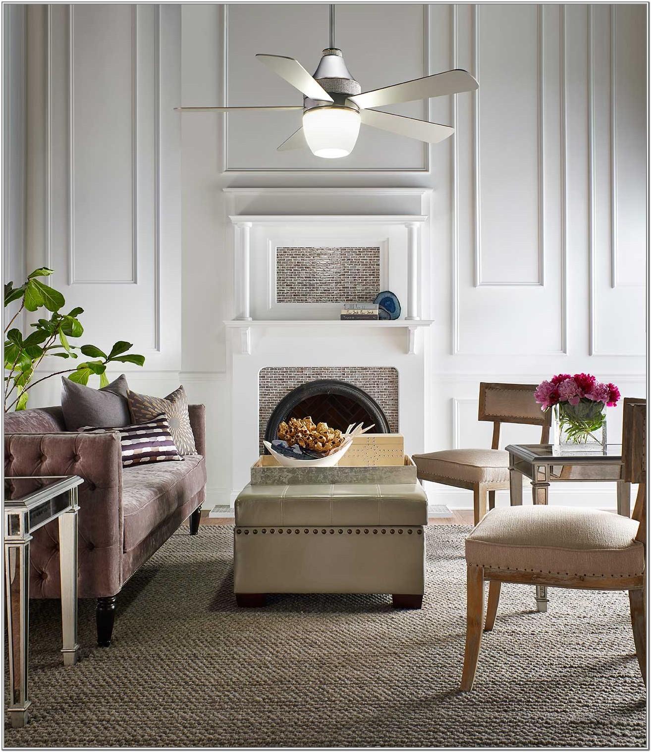 Modern Ceiling Living Room Fan Ideas