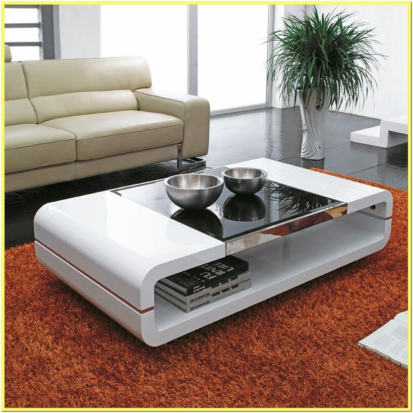 Modern Coffee Table Designs For Living Room